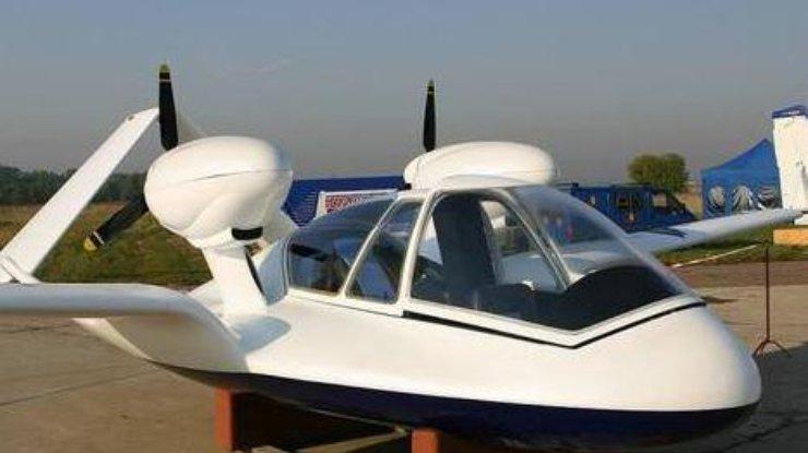 В ударном беспилотнике предусмотрена даже кабина для пилота. Facebook/denis.pyatigorets