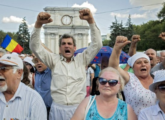 Moldova: Examining the Russian Media Factor in Protests