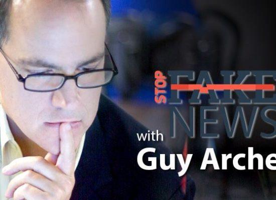 StopFakeNews #53 [ENGLISH] with Guy Archer
