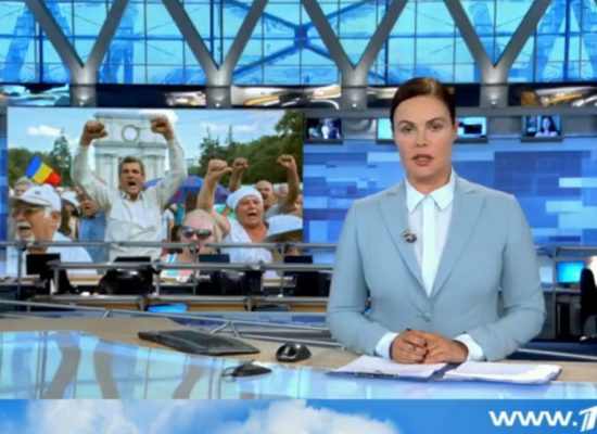 Молдова: Анализируя влияние российских СМИ на протесты