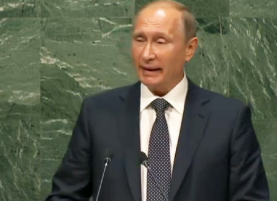 Fact-checking Vladimir Putin's speech at the UN