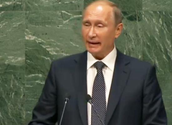Fact-checking Vladimir Putin's speech at the UN