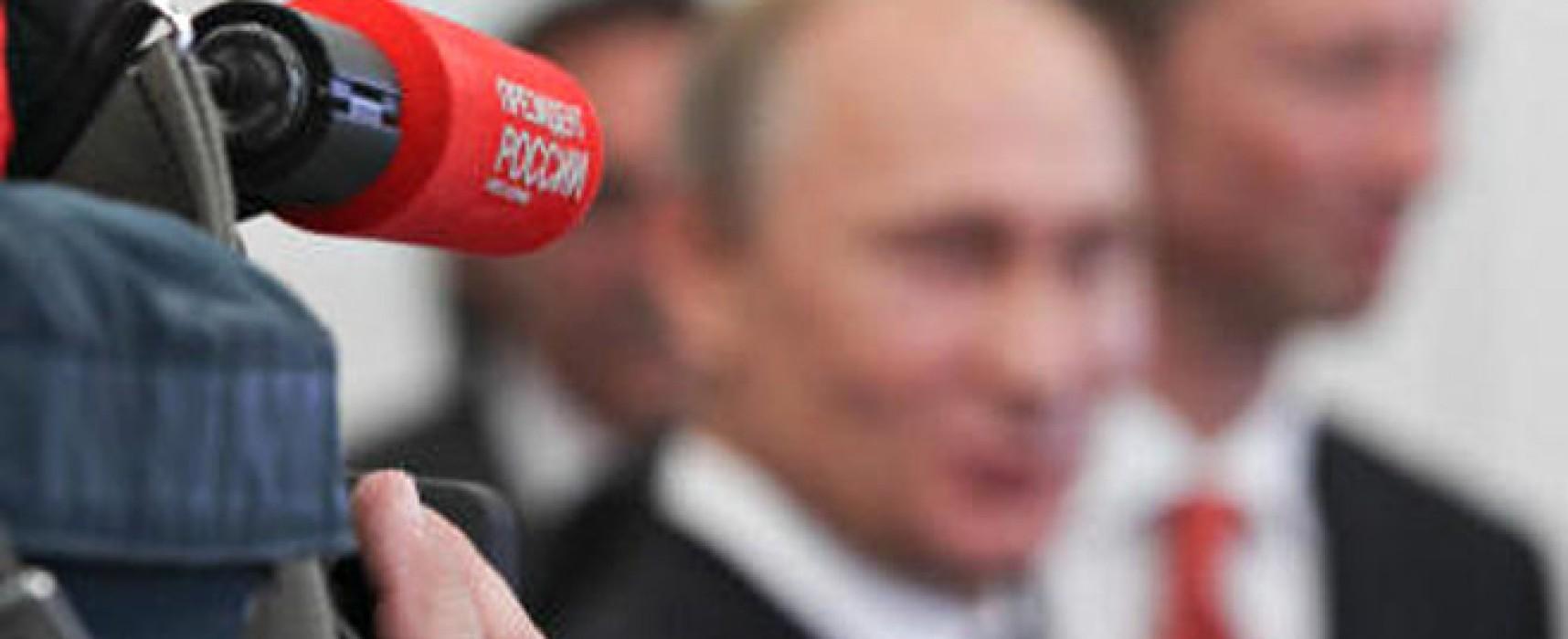 Kremlin's Domestic PR Campaign Is a Sad Farce