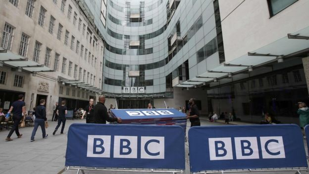 The BBC has plans to expand its Russian-language broadcasting / Reuters