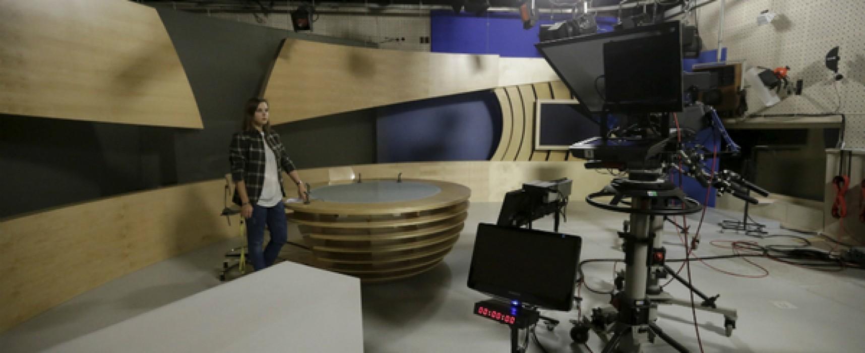 To combat Kremlin's message, West gets into Russian broadcasting biz