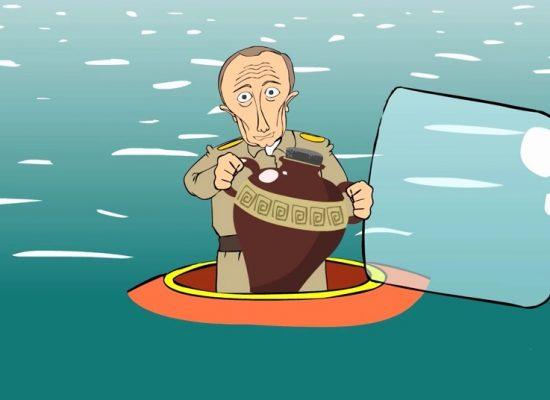 Время врать №15. Путин спасает рубль