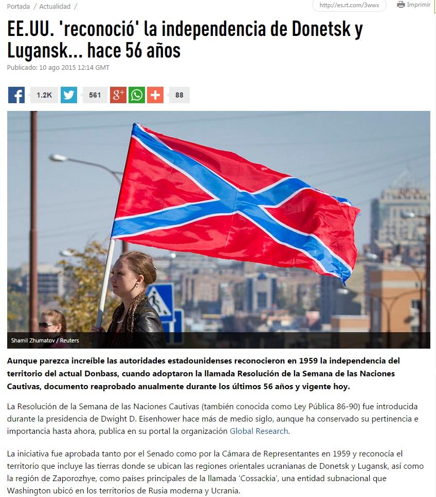 Captura de pantalle de http://actualidad.rt.com/