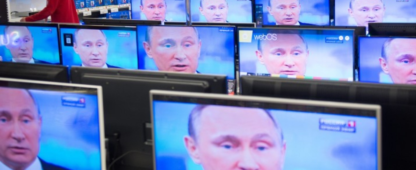 BBC enters Putin's media war