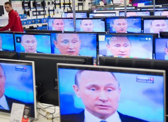BBC enters Putin's media war