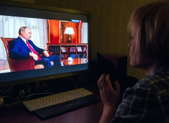EU Splits in Russian Media War