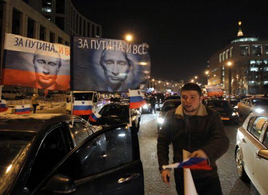 EU task force to take on Russian propaganda