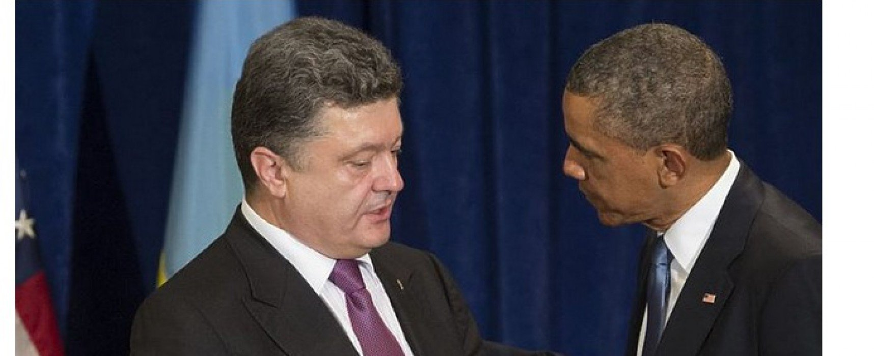 Fake: Obama Asks Poroshenko for Invitation to Crimea