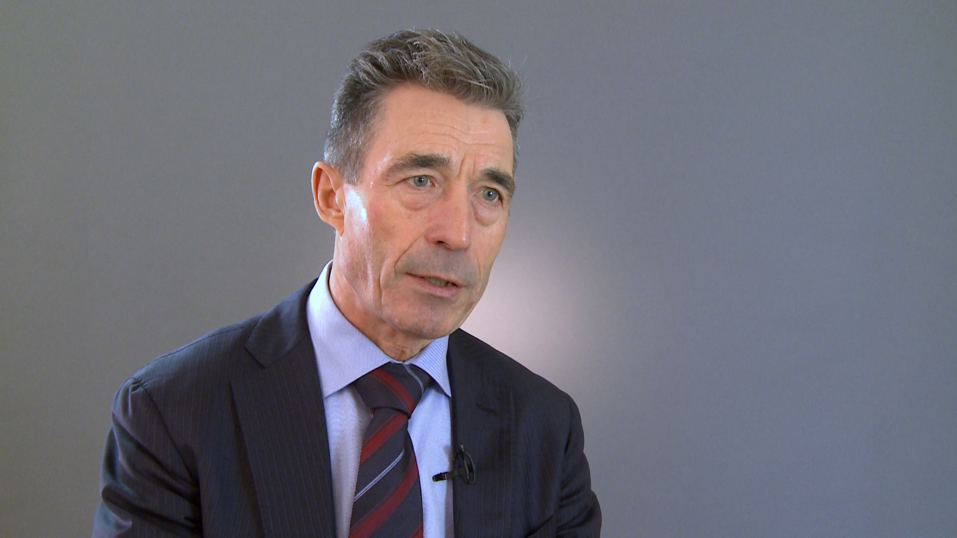 Former secretary general of NATO Anders Fogh Rasmussen was the first Western politician who started talking about Russian supporting of NGOs. PHOTO: Re:Baltica/Mistrus Media