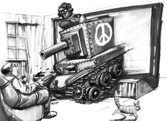 """Andrew Wilson: Russia's """"Nudge"""" Propaganda"""