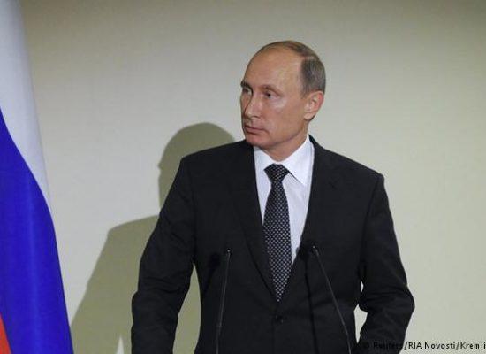 Sociólogo: Putin está en su máxima popularidad