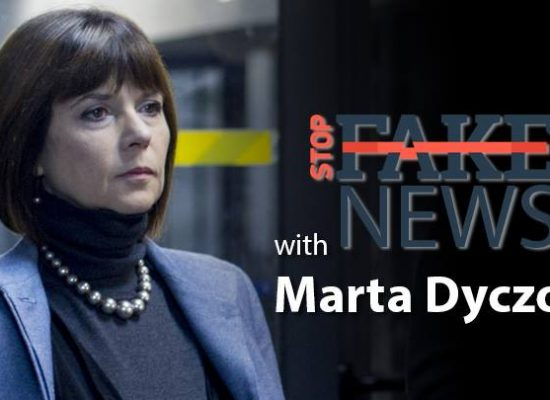 StopFakeNews #55 with Marta Dyczok