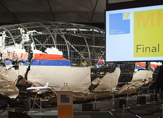 Los Países Bajos publicaron un informe sobre la caída del MH-17