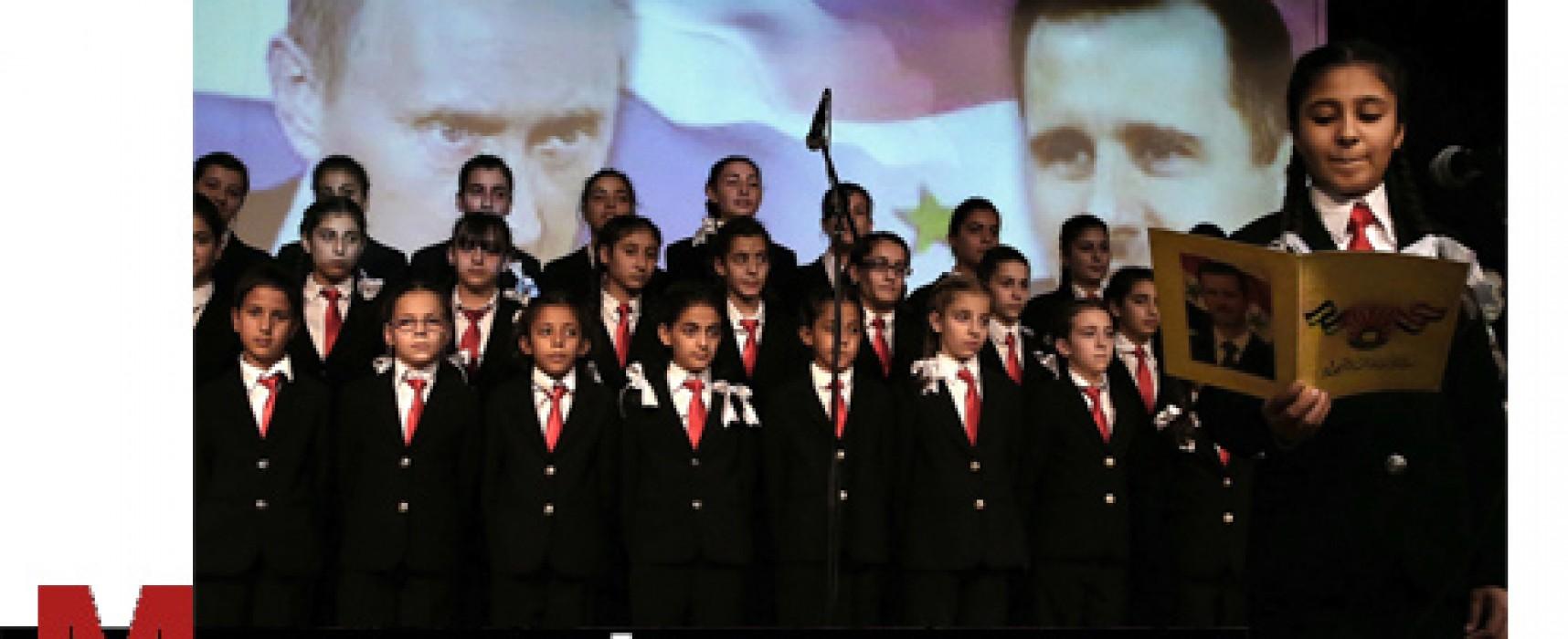 Игорь Яковенко: Путин и Асад слушают нас