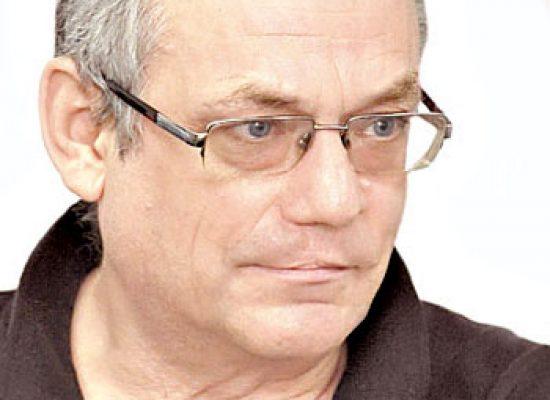 Игор Яковенко: В червена рокля с кървав оттенък