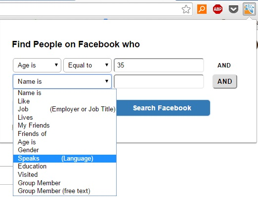 How to Find Information on Facebook  Part 2 | StopFake