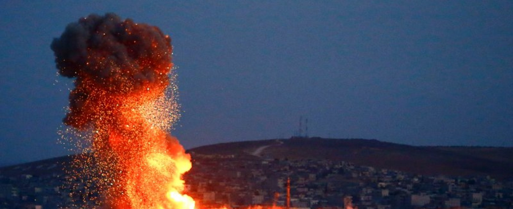 Putin TV: Russian Airstrikes Are 'Sacred'