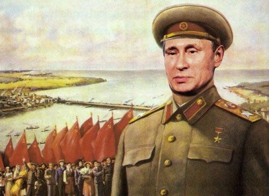 Russia's Propaganda Blitzkrieg