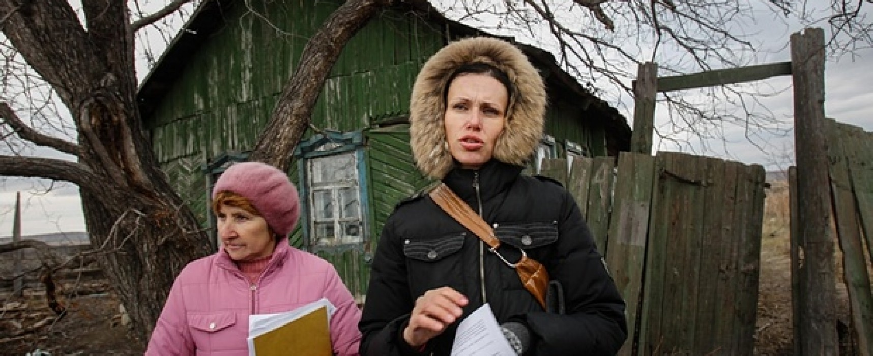 TV Witch Hunt Drives Human Rights Activist Out of Russia
