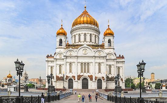 Кафедральный соборный храм Христа Спасителя. Фото: Lori
