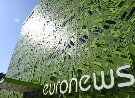 По делу ЮКОСа арестовали пакет ВГТРК в телеканале Euronews