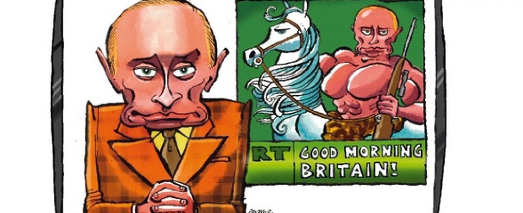 Ksenia Kirillova: Como funciona la propaganda rusa