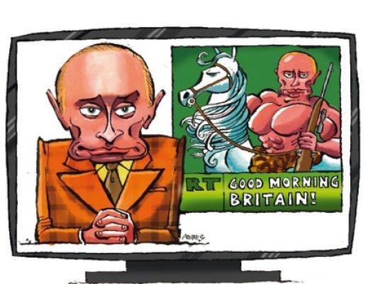 Ксения Кириллова: Как действует российская пропаганда