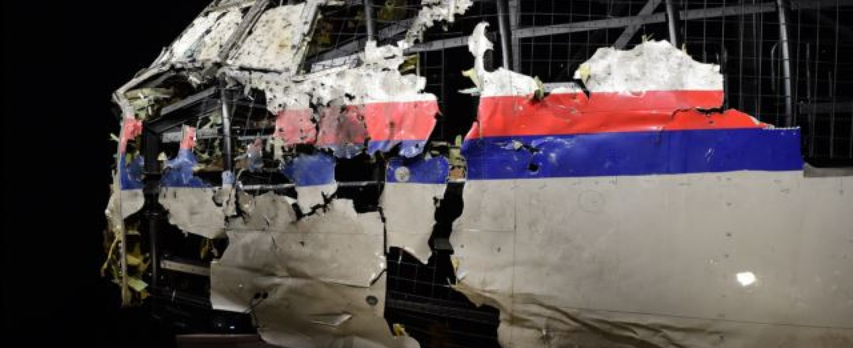Dutch Report: MH17 Downed By Buk Surface-To-Air Missile