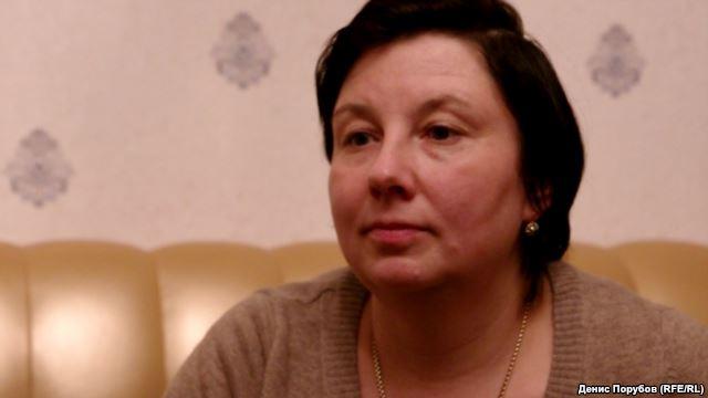 Жительница Екатеринбурга Екатерина Вологженинова
