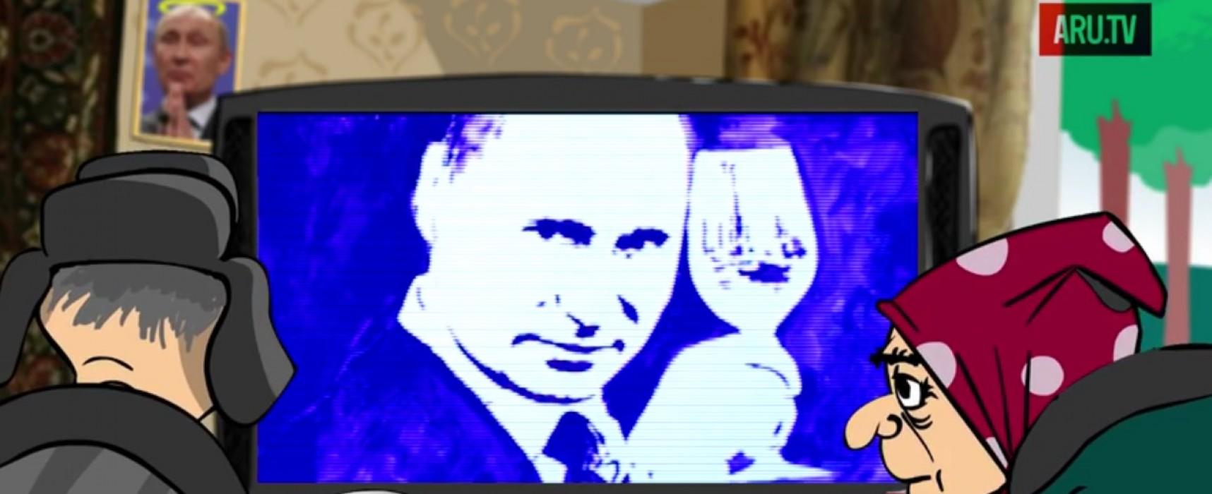 Ватные Вести №3. Дамаск_наш и будни блокадного Крыма