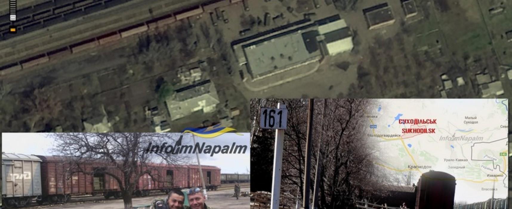 """Яндекс.Карти в услуга на """"Киевската хунта"""""""