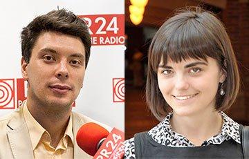 Lukasz Wenerski and Natalya Krivoruchko
