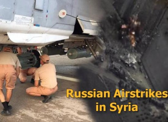Initial Findings of the Crowdsourced Geolocation and Analysis of Russian MoD Airstrike Videos from Syria