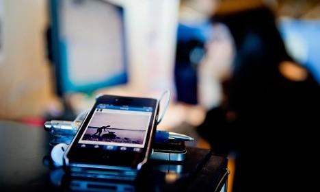 The centre researches social media information campaigns. Photo: Erik Mårtensson/SCANPIX