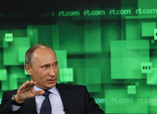 Russia Today to launch a French-language news channel in Africa