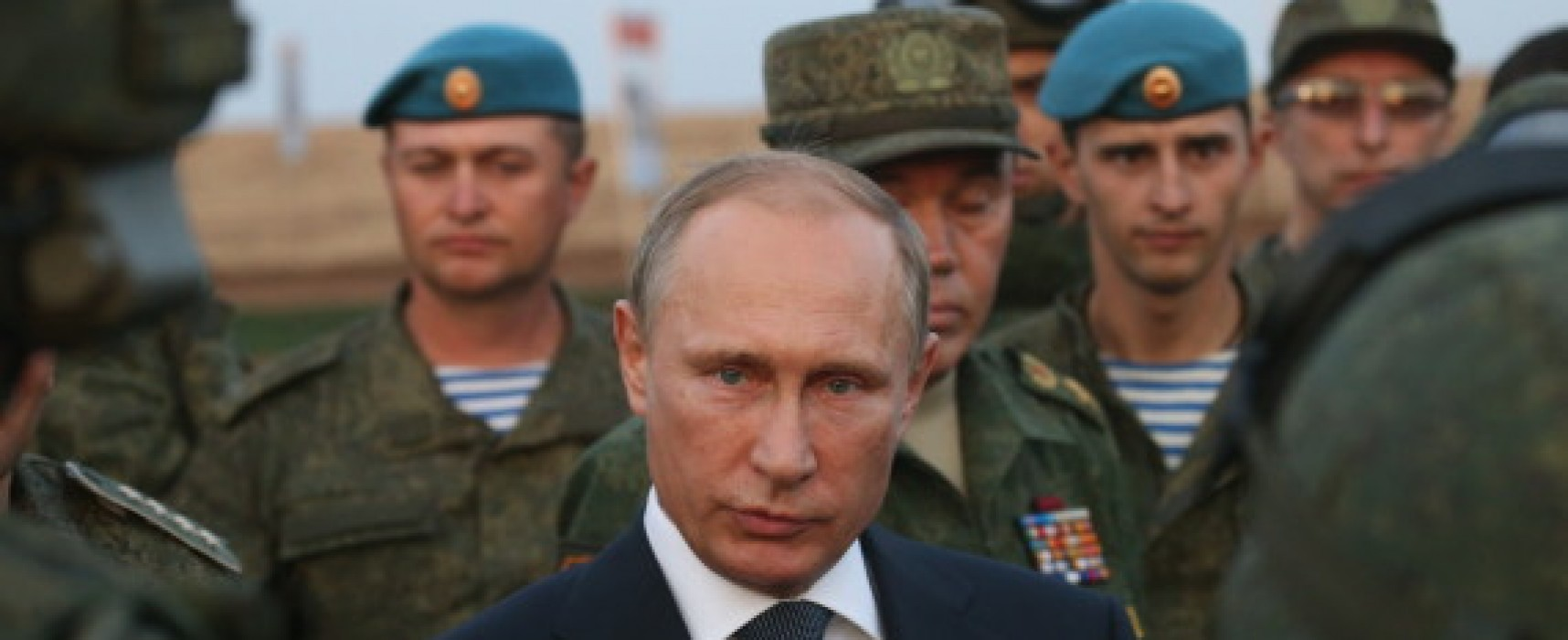 Confused About Russia's Intentions in Syria? Putin Wants You to Be