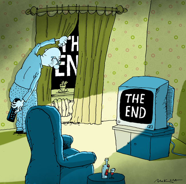 Карикатура: Николая Воронцова