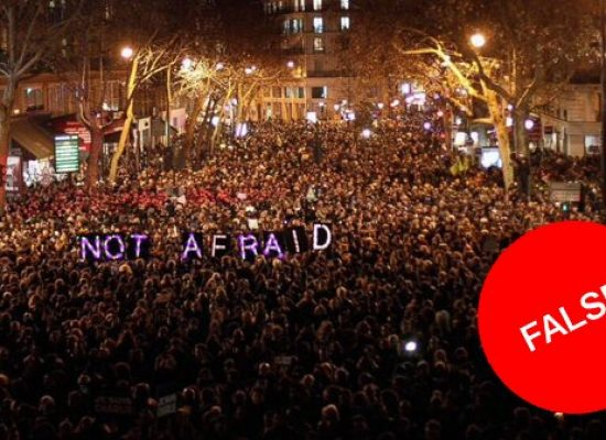 Too little too late: The horror of Paris proves the media need to debunk rumours in real time