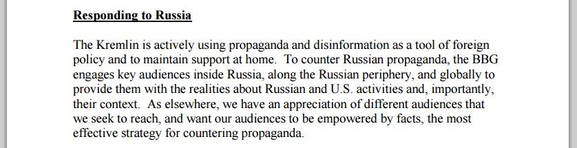 Скриншот на foreign.senate.gov
