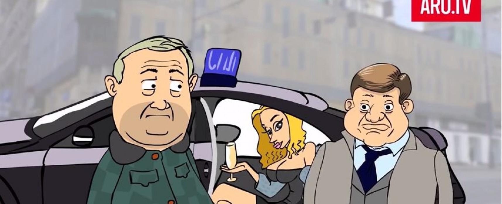 Время врать №24. Россия за Путина