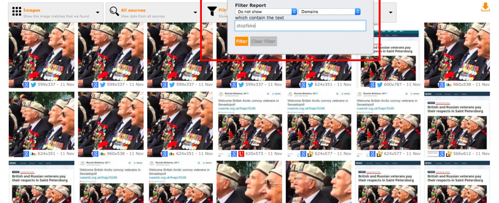 «Если Google не нашел». Что еще может быть полезным в поиске изображений