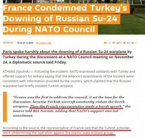 Capture d'écran sputniknews.com