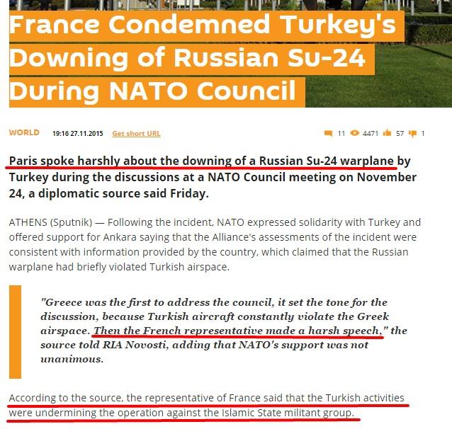 Screenshot de pe site-ul www.sputniknews.com