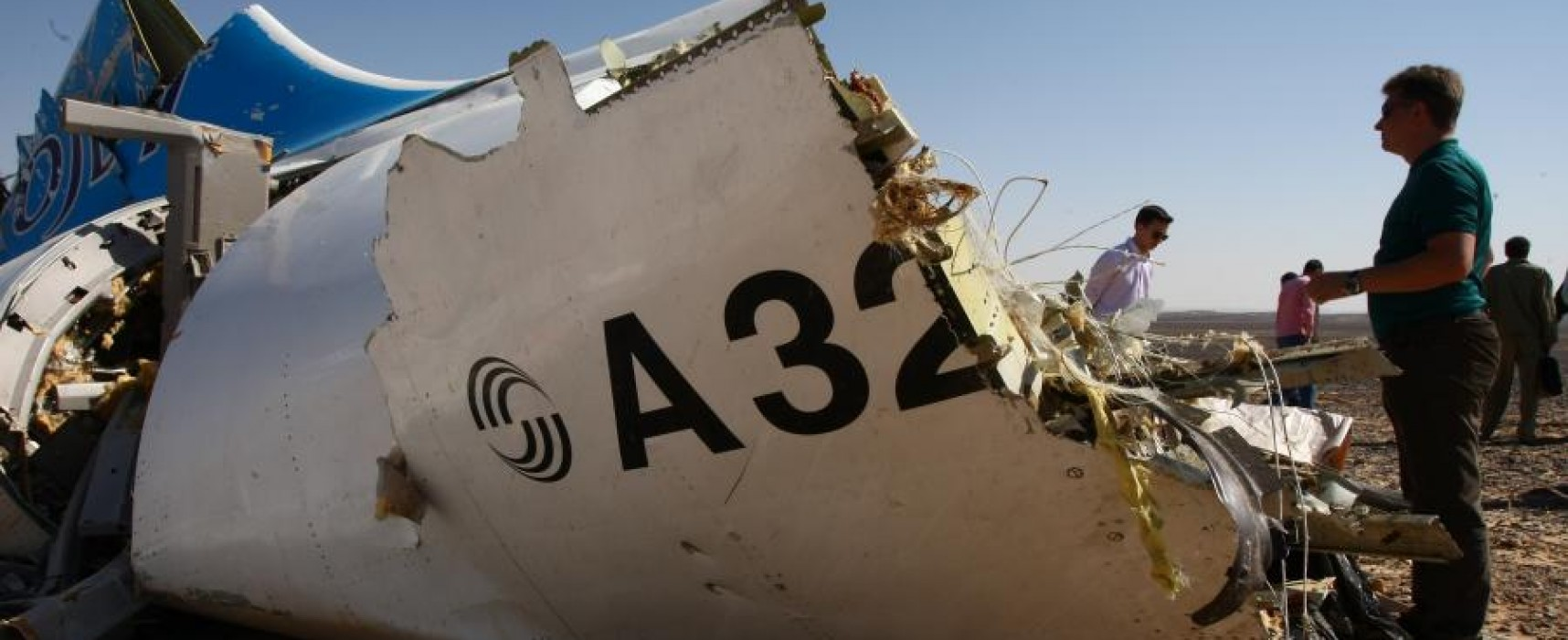 Kremlin's habit of hiding the truth: A321 case