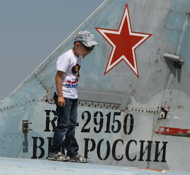 Снимка: Виталий Тимкив/РИА Новости