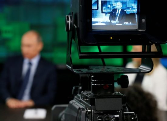 Russia propaganda machine gains on U.S.